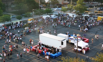 First Friday Food Truck Fest on Fri., Oct. 7 at 5PM: General Admission - First Friday Food Truck Fest in Indianapolis