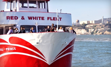 Red and White Fleet - Red and White Fleet in San Francisco