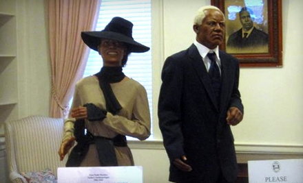 Admission for 1 (a $12 value) - The National Great Blacks in Wax Museum in Baltimore