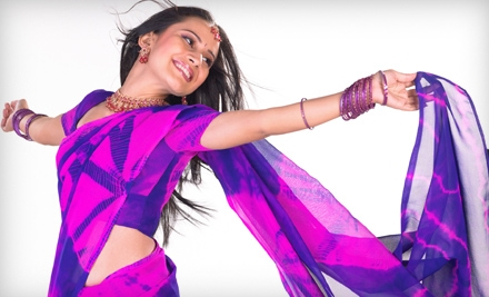 Drop-In Dance Class (a $13.75 value) - Bollywood Rhythms in Naperville