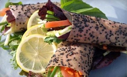 10 Premade Organic Meals (a $125 value) - 118 Degrees in Costa Mesa
