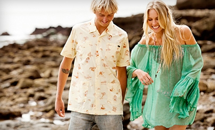 $40 Groupon to Swell - Swell in