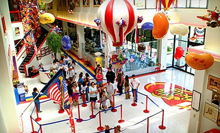 Individual Jelly Belly University Tour (a $49.64 value) - Jelly Belly Factory  in Fairfield