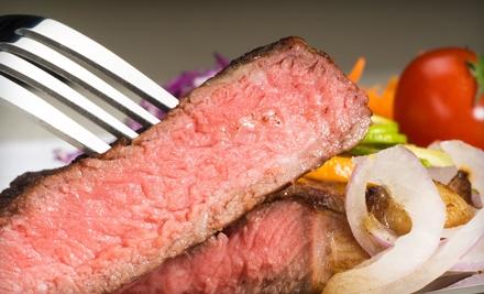Benjamin Restaurant & Bar: Dinner for 2 (up to $70.80) - Benjamin Restaurant & Bar in Manhattan