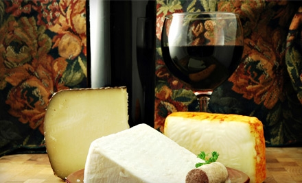 Wine- and Cheese-Pairing Class for Two (a $60 value) - Taste in Phoenixville