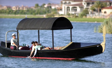 Classic Cruise Plus for 2 (a $195 value) - Gondola Adventures in Henderson