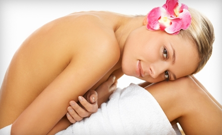 A Relaxed You Day Spa: 11121 S Kedzie Ave. in Mt. Greenwood: 30-Minute Aromatherapy Massage with Hot Packs, Hand & Foot Treatment, 30-Minute Express Facial, Eye Rescue Treatment & Classic Manicure ($177 total value) - A Relaxed You Chicago in Chicago