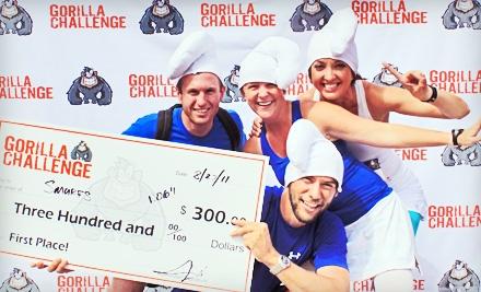 Gorilla Challenge - Gorilla Challenge in Charlotte