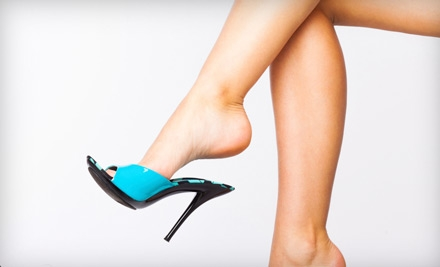 2 Sets of Women's Heel Replacement (up to a $44 value) - Jimmy's Shoe Repair in Cambridge