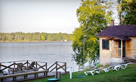 3-Night Stay in Cabin 7 (a $225 value) - Lakewood Resort in Tomahawk