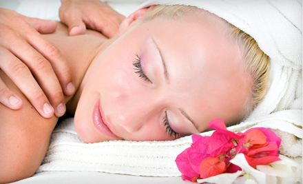1 Raindrop-Therapy Session (a $140 value) - A-1 Amazing Massage & Day Spa in Tomball