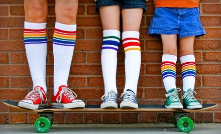 $15 Groupon to Pride Socks - Pride Socks in