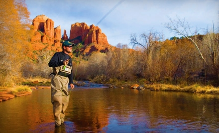 Two 2-Hour Intro to Fly Fishing Classes (a $150 value) - The Hook Up Outfitters and Guide Service, Inc. in Peoria