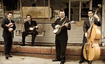 The Travelin' McCourys with The Packway Handle Band on Fri., Sept. 23 at 8PM: 2 Tickets (a $50 Value) - Roswell Cultural Arts Center in Roswell