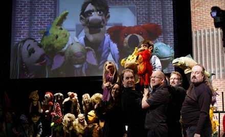 Henson Alternative's Stuffed and Unstrung at the Peabody Auditorium on Tues., Oct. 4 at 7:30PM: General Admission - Henson Alternative's Stuffed and Unstrung in Daytona Beach