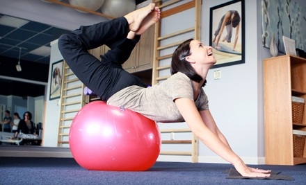 5 Group Mat Classes (a $88 Value) - East Street Pilates in Rochester