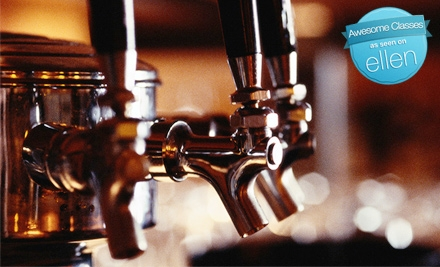 Belgium Beer Class and Beer Glasses for 2 (a $100 value) - Middleton Brewing in Wimberley