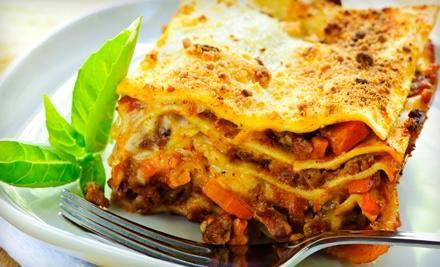 $20 Groupon to Giuliano's Italian Restaurant - Giuliano's Italian Restaurant in Jacksonville