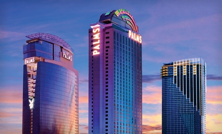 2-Night Stay for Two in a Superior Guest Room in the Fantasy Tower Valid Sun.Thurs. - The Palms Casino Resort in Las Vegas