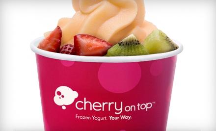 Cherry on Top: 3910 East Chapman Ave. in Orange - Cherry on Top in Orange