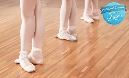 Three 6090 Minute Drop-In Dance Classes (a $39.75 Value) - Chrissy's Dance Academy in Helotes