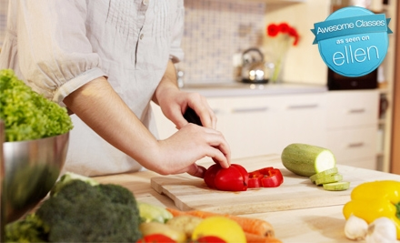 Cooking Class for 1 Person (up to a $49 value) - Alice & Louise Catering in Chantilly