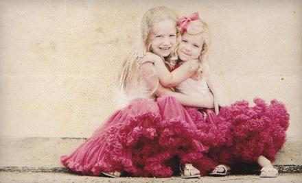 $30 Groupon to Gia Bella Children's Boutique - Gia Bella Children's Boutique in