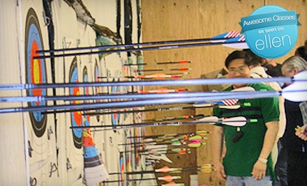 Pacifica Archery - Pacifica Archery in Daly City