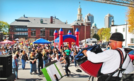 Admission for Two and 2 Beers (a $30 value) - Third Annual Original and Fabulous GermanFest in Indianapolis