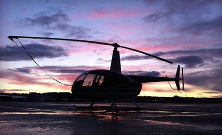 Helicopters Northwest Seattle Wa Groupon