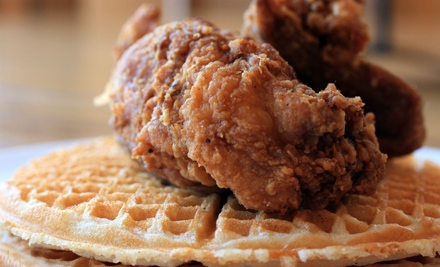 $30 Groupon to Gussie's Chicken and Waffles - Gussie's Chicken and Waffles in San Francisco