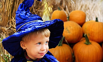 2 Fall Festival Entry Passes (a $16 value) (Valid Oct. 128) - Fox Hollow Farm  in Issaquah