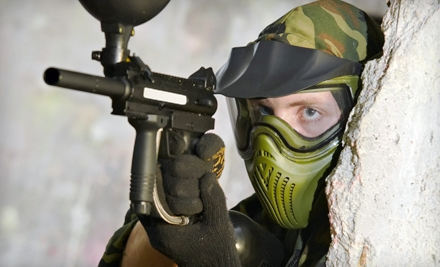 Paintball Package for 2 (a $108 value) - BattlegroundZ in Attleboro