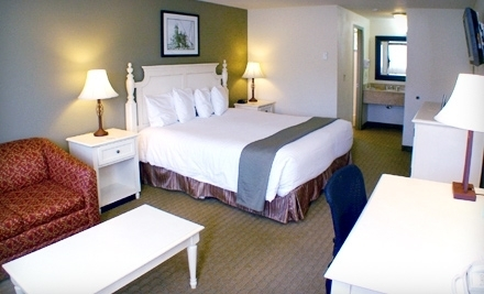 2-Night Stay For Two Standard Room and $40 Dining Credit (a $280 value) - Best Western Inn at Face Rock Hotel in Bandon