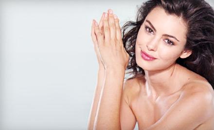 3 Custom Visage Pure Deep-Cleansing Facials (a $285 value) - Visage de Layla in Los Angeles