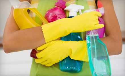 1 Hour of Housecleaning with a 2-Person Crew (a $100 value) - Maid to Please in