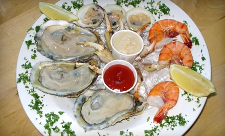 $30 Groupon to King Crab Tavern and Seafood Grill - King Crab Tavern and Seafood Grill in Chicago