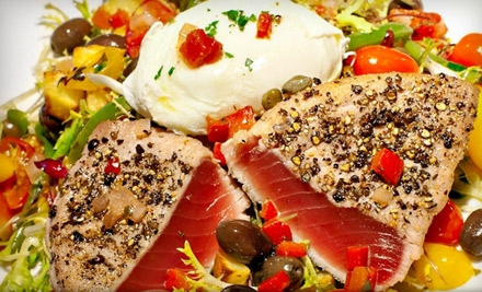 $20 Groupon for Lunch - Rittergut Wine Bar Restaurant & Social Club in Chicago