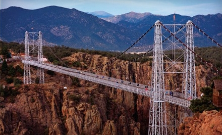 Package for 4 (up to a $355 value) - Royal Gorge Bridge and Park in Cañon City