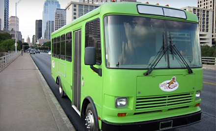 Tailgate Party-Bus Trip for 10 People (a $1,350 value) - Capitol City Crawler in