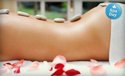 50-Minute Hot-Stone Massage (up to a $115 value) - Ritual Salon and Spa in Las Vegas