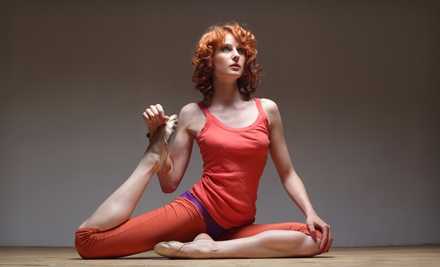 5 Classes (up to a $70 Value) - Yoga On York in Baltimore