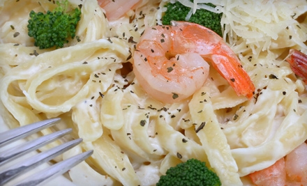 $50 Groupon to BonCaldo Restaurant - BonCaldo Restaurant in Norwood