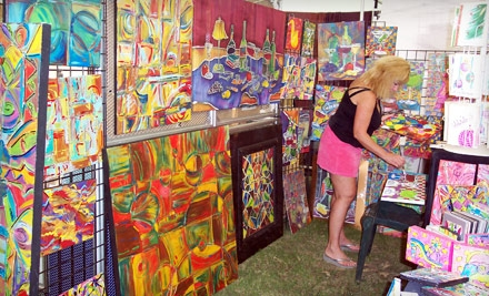 2 Adult 1-Day Passes to the Pink Palace Crafts Fair (a $14 value) - Pink Palace Crafts Fair in Memphis