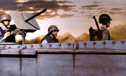 Admission Package (up to a $16.95 value) - The Armed Forces Military Museum in Largo