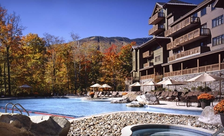 1-Night Stay for Two in a Timberline Studio Room Valid Sun.-Thurs. - Stowe Mountain Lodge in Stowe