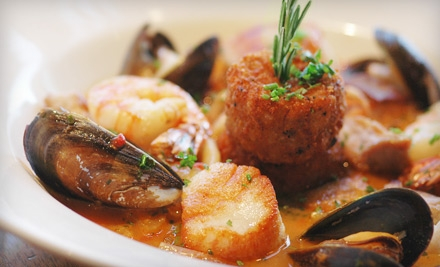 $40 Groupon to Cala's - Cala's in Manchester