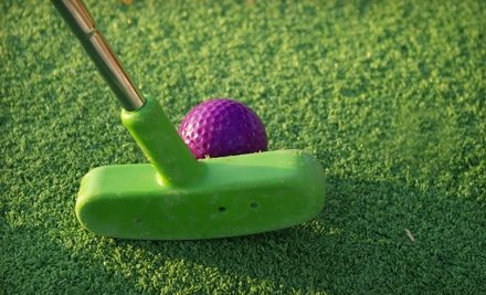 Mini-Golf Package for 2 (a $21 value) - Trombetta's Farm in Marlborough