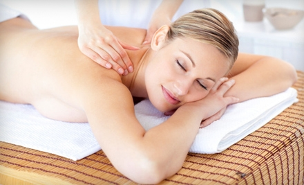 Choice of 60-Minute Swedish, Deep-Tissue, or Custom Massage (a $70 Value) - Eternal Balance in Beverly
