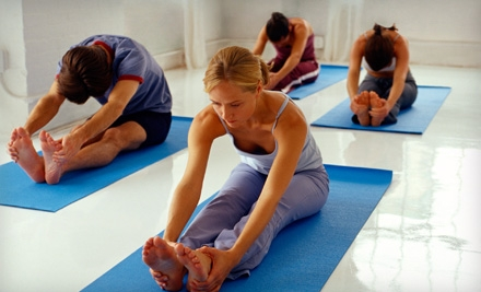 5-Class Pack for Yoga, Pilates or Zumba (a $78 value) - In Balance Center in Hillsborough